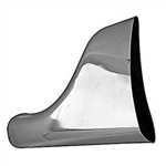 Fish Tail Exhaust Tip