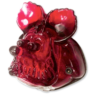 Hot Rod T Shirts >> Rat Fink Tail Lamp for Motorcycles
