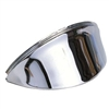 "7.5"" Headlight Smooth Visor"