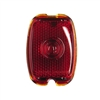 Old School Glass Tail Light Lens