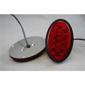 1956 61 vw beetle led tail light retro fit kit for Moon valley motor care