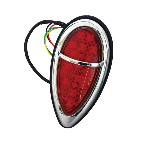 1938 39 Ford Baby Zephyr Led Rapid Fire Tail Lights