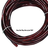 Ruby Red Plug Wire by the FOOT