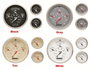 '57 Chevy Package - Gauge Set
