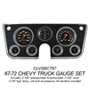 '67-72 Chevy Truck Instrument Panel Replacement Set
