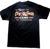 Genuine Clay Smith Cams T-shirt - Black