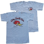 Kids Clay Smith Cams Mr. Horsepower T-Shirt - Heather Gray