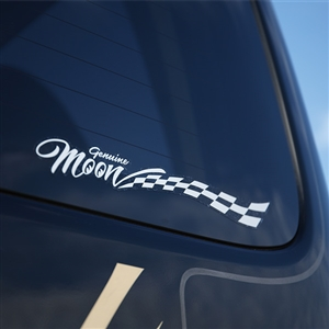 Decal Genuine MOON Checker
