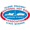 Island Dragway NHRA Class Winner Decal