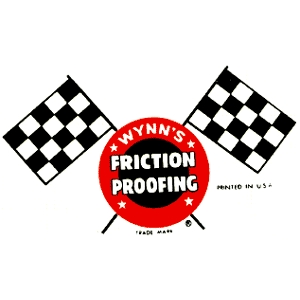 Wynn S Friction Proofing Decal