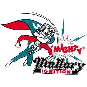 Mighty mallory ignition decal for Moon valley motor care
