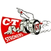 C-T Strokers Decal