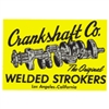Crankshaft Co. Decal