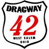 Dragway 42 West Salem Decal