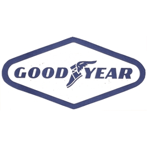 GOOD YEAR Decal
