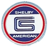 Shelby American Decal