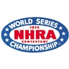 NHRA 1974 World Series Contestant Decal