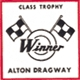 Alton Dragway Decal