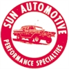 Sun Automotive Decal