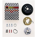 Steering Wheel Adapter Kit - GENERAL MOTORS