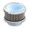 Polished Domed Top Air Cleaner