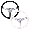 13-inch Classic Slotted Spoke Steering Wheels