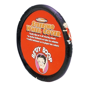 Betty Boop Steering Wheel Cover