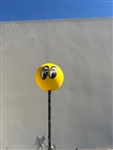 MOON Antenna Ball - Yellow