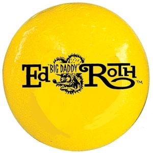 Ed roth logo antenna ball for Moon valley motor care