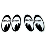 Moon Equipped Eyes Magnets - Right/Left Pair