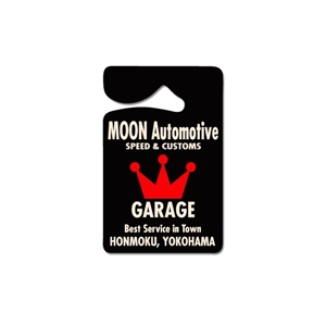MOON AUTOMOTIVE GARAGE PARKING PERMIT