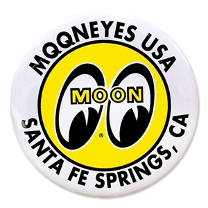Mooneyes usa can magnet for Moon valley motor care