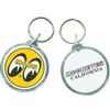 Mooneyes California Metal Ring Keychain
