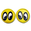 Pair of MQQN Eyes Yellow Headlight Covers