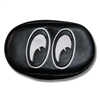 Air Scoop Cover - Oval Black