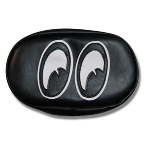 Air Scoop Cover Oval Black