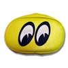 Air Scoop Cover - Oval Yellow