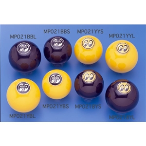 Mooneyes moon original universal shifter knobs yellow or for Moon valley motor care