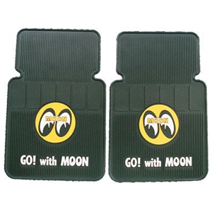 GO! with MOON Rubber Floor Mats