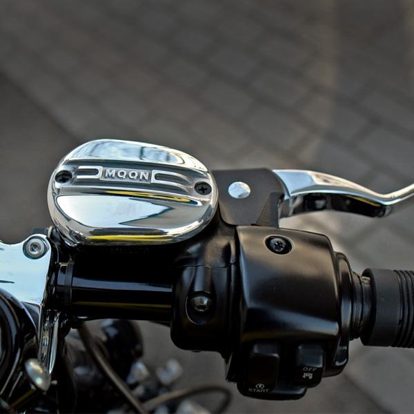 Front Brake Master Cylinder Cover 2004 Harley Davidson
