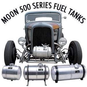 Mooneyes Original Fuel Tanks Moon 500 Series Gas Tank 2