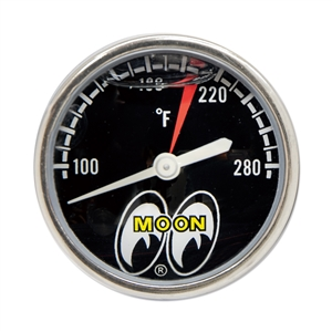 Large Water Temperature Gauge Liquid Filled