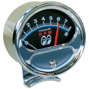 Moon equipped half sweep tachometer for Moon valley motor care