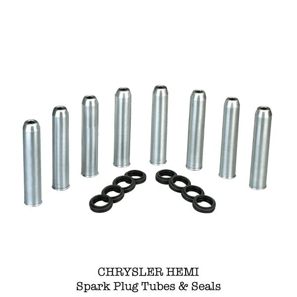 chrysler hemi plug tubes set