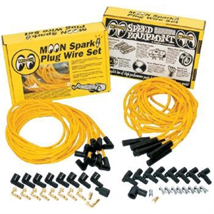 Moon spark plug wire set for Moon valley motor care