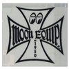 Moon Equip Iron Cross Logo Die-cut Decal