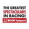 Moon Equipped Spectaculars Sticker
