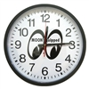 MOON Equipped 16-inch Wall Clock