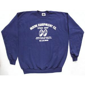 MOON Equipment Co. Sweatshirt - Navy
