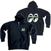 MOON Equipped Zip-up Hoodie